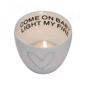 "Подсвечник ""Come On Baby Light My Fire""  в Саратове"